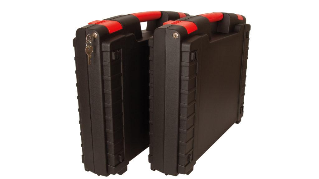 case key-lock for HEAVY plastic case