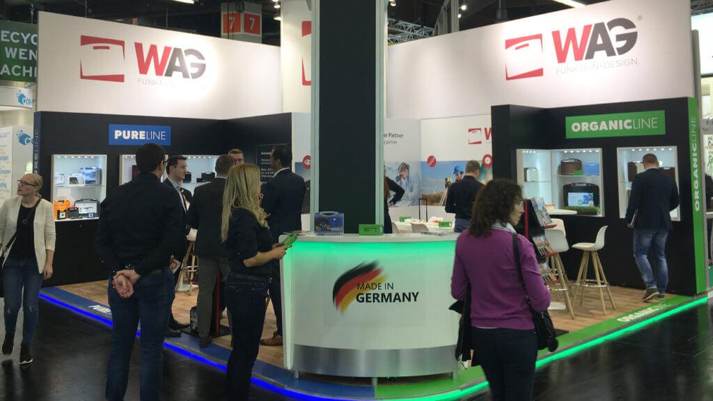 W.AG auf der FachPack 2019 in Nürnberg