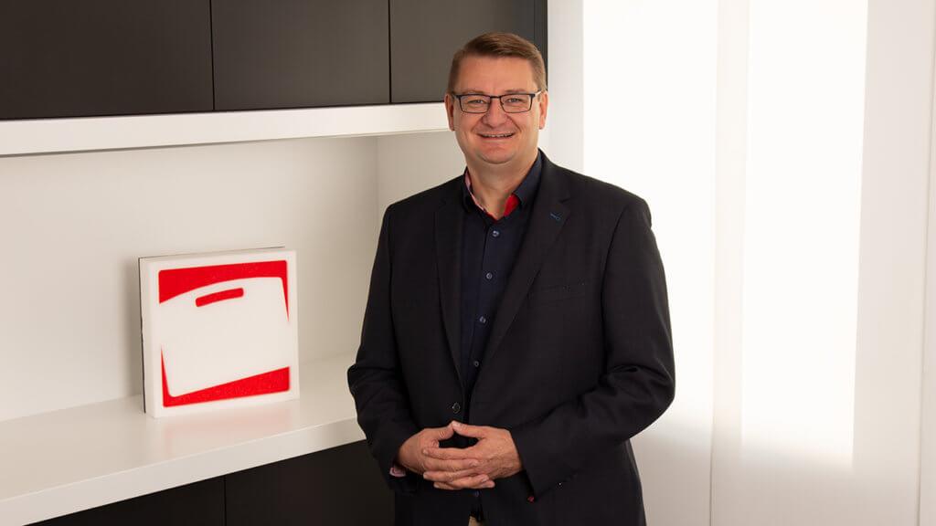 Neuer Vertriebsleiter bei Kofferhersteller W.AG New Head of Sales at case manufacturer W.AG