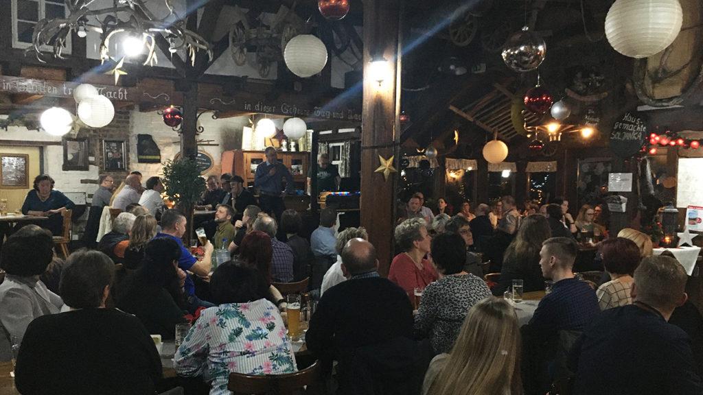 Weihnachtsfeier von W.AG in Spahl 2019