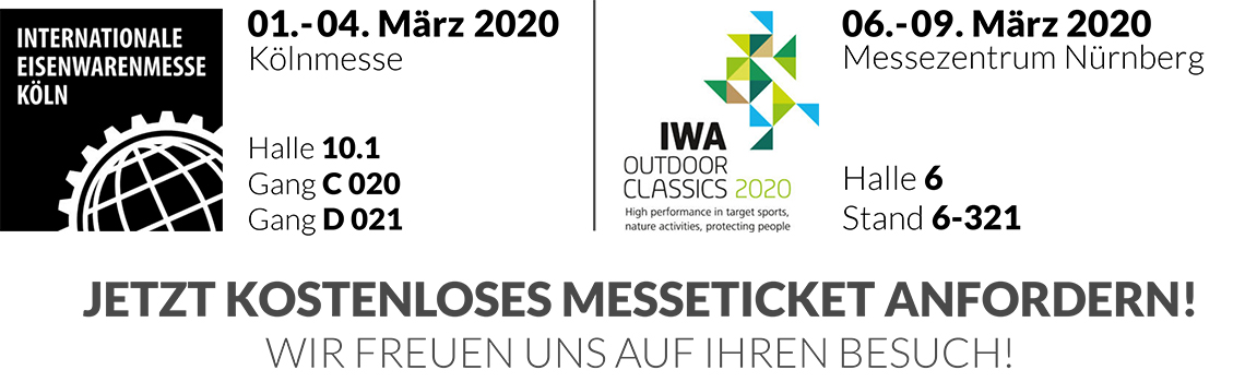 W.AG Messeauftritte 2020
