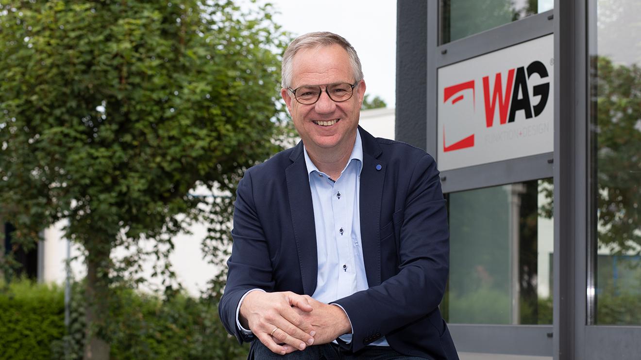 Geschäftsführung W.AG Bertram Göb