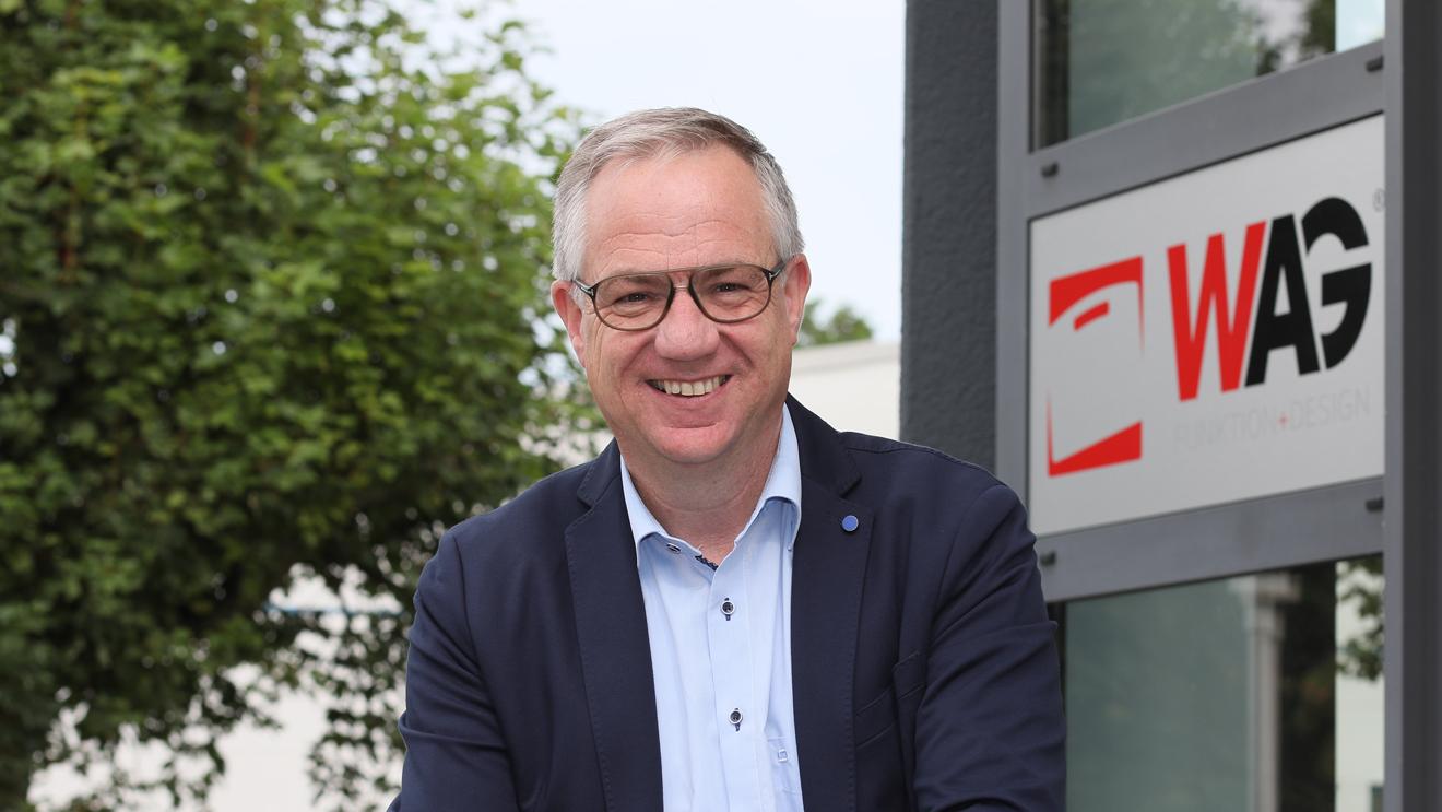 Managing Director of W.AG Funktion + Design