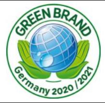 Green Brand Gütesiegel